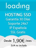 alojamiento web en Castellón